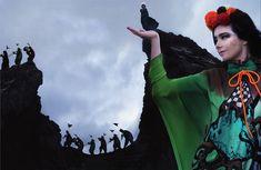 Björk 2007 - Photo : Carmen Freudenthal & Elle Verhagen