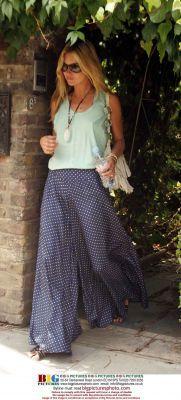Pantalona da Kate Moss