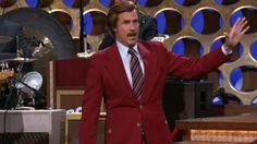 Will Ferrell announces 'Anchorman' sequel on 'Conan'