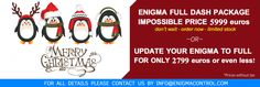 Special offer for brand new enigmatool diagnostic tester & enigmatool software updates. Feel free to contact us!