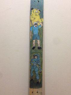 Adventure time series: badass heroes of Oo