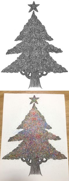 Christmas Tree (2013) on Behance