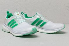 promo code d55e8 65665 adidas Energy Boost Concepts White  Green  White  fashion  shoes   shoesaddict  schuhe  design  boots  runningshoes  sneakers  footwear  foot   footgear ...