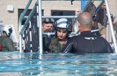 The NVG Underwater Egress/Survival Training course teaches critical life saving skills that help pilots, crewmembers and passengers get out of a submerged aircraft after a survivable crash.