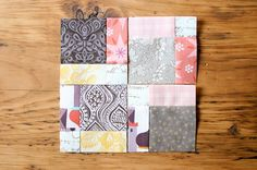 Sunday Patchwork #10 by the workroom, via Flickr