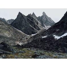 Arrigetch Peaks, Alaska /  @kevinruss on instagram