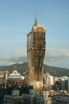 Grand Lisboa, Macau, China