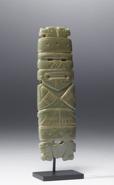 """Axe god"" Pendant · The Walters Art Museum · Works of Art"