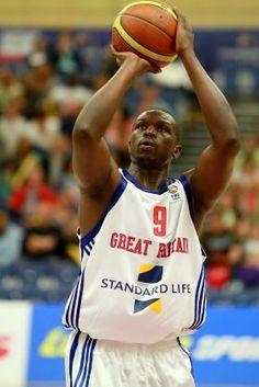 Chicago Bulls star player andSudanese refugee Luol Deng came to Britain to escape conflict when he was 10 years old. He will be representing Team GB in the London 2012 basketball.