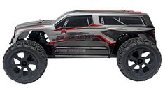 Redcat Racing Blackout™ XTE Electric Monster Truck 1/10 SCALE