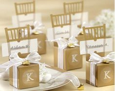 Wedding Favors cheap wedding favor boxes inexpensive beautiful affordable persoanalized in bulk cake wholesale Inexpensive Wedding Favor Boxes. Cheap Wedding Favor Boxes In Bulk. Wedding Favors And Gifts, Modern Wedding Favors, Wedding Candy Boxes, Inexpensive Wedding Favors, Unique Weddings, Wedding Reception, Gold Wedding, Elegant Wedding, Ribbon Wedding