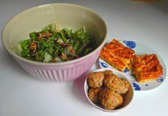 Aneta Goes Yummi: Skvelé morčacie mäsové guľôčky s mrkvou (vhodné pre…