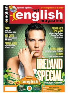 Issue #78. Find more at https://www.facebook.com/HotEnglishMagazine