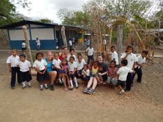 Work with children in a Third World country.