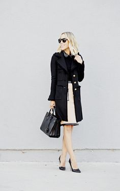 Professional work outfits we #levolove // www.levo.com