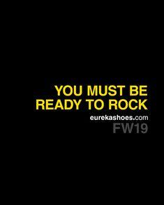 Are you ready? 😎 #berock #rockstyle #readytorock #wearechanging #eurekashoes #madeinportugal #handmadeshoes #shoelover #shoeaddicts #shoegram #instafashion #fashionisfun #lifestyle #stylegoals #locallymade #localhandmade