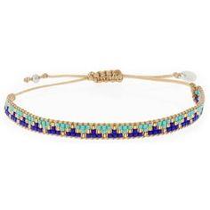 DIY Jewelry: Mishky Mini Beaded Bracelet  https://diypick.com/fashion/diy-jewelry/diy-jewelry-mishky-mini-beaded-bracelet/