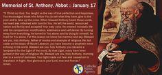 Prayer for St. Anthony of Egypt