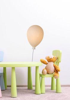 Lucide BALLOON - Wandlamp Kinderkamer - Wit
