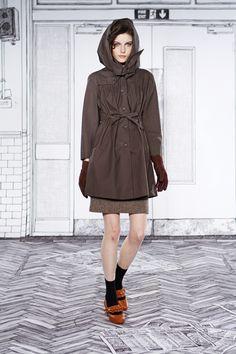 Danish fashion designer, Peter Jensen's fall collection