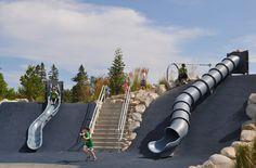 Swing High, Zip Fast: Most Adventurous Playgrounds Around Seattle - ParentMap