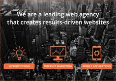 A great web design by Dotlogics Inc. , New York, NY: Responsive Website, Portfolio , Service , PHP