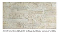REVESTIMIENTO 25X50 AREQUIPA BLANCA