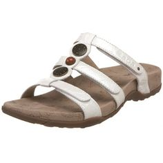 Taos Womens Prize Open Toe Slide Sandal,Pearl White,10 M US Taos, http://www.amazon.com/dp/B003B3OU9K/ref=cm_sw_r_pi_dp_5Fbprb1M0MEGV