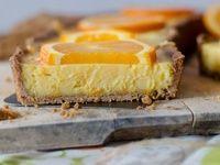 Tarte orange & spéculoos