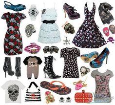 Resultado de imagem para roupas e acessorios femininos