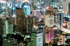 'Bangkok #14 | Cityscapes ©timo klein photography' by Timo Klein