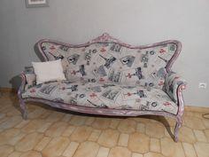 Canap le plus beau mod le pour mon salon nice for Canape a l ancienne
