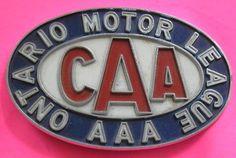 Ontario Motor League Vintage CAA