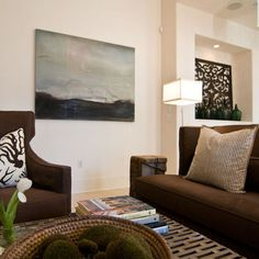 Brown Couch Design, Pictures, Remodel, Decor and Ideas - page 3