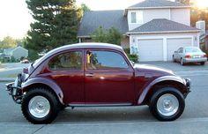 Volkswagen Escarabajo (Vochos): Baja Style