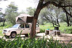 NAMIBIA Camping ab 9 EUR, Safari, Bungalows und Zimmer, deutsprachige Gastgeber | travel-friends.com