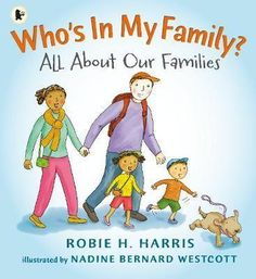 Get this from a library! Who's in my family? : all about our families. [Robie H Harris; Nadine Bernard Westcott] -- Nellie and her little brother Gus discuss all kinds of families during a day at the zoo and dinner at home with their relatives afterwards. Preschool Family Theme, Preschool Books, Family Activities, Preschool Activities, Books For Preschoolers, Diversity Activities, September Preschool, Preschool Shapes, Prek Literacy