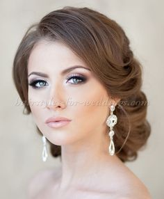 Hairstyle For Weddings On Wedding Hairstyles With Low Bun Wedding Hairstyles 9