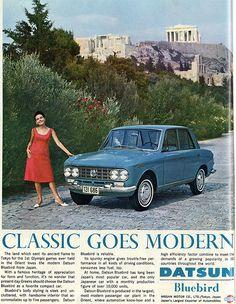 sweet classic car ad