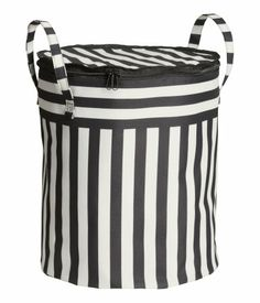 Black and white striped toy bag Gothic House, Victorian Gothic, Black White Stripes, Black And White, Gothic Bedroom, Master Bedroom, Goth Baby, Disney Bedrooms, H&m Home