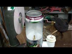 Stirling Engines Explained on DIY Stirling engine. A great Stirling Engine site.