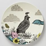 melamine dinner plate - cows in the meadows - hardtofind. Dinner Sets, Quail, Dinner Plates, Cows, Gift Ideas, Design, Dining Sets, Quails, Design Comics