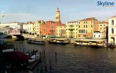 Cámara web en tiempo real Venecia - Puente de Rialto