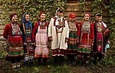 традиционные костюмы народов поволжья чувашский