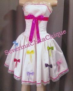 vestidos chita quadrilha - Pesquisa Google