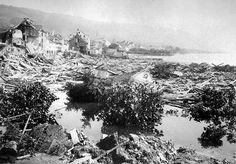 Bei der Zuger Vorstadtkatastrophe von 1887 verloren 650 Menschen ihr Obdach.