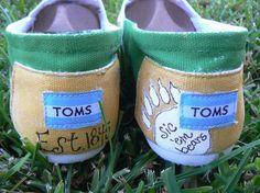 Baylor Bear Toms!