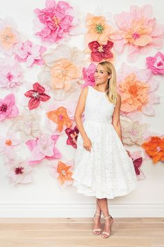 See Lauren's full post on how to plan every event leading up to your wedding over on Brit   Co