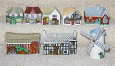 Have this set :) Whimsey-On-Why Village (Wades) Set 2.