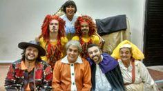 Blog do Inayá: Turmas da EJA do Inayá vão ao teatro
